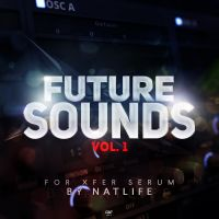Future Sounds Vol.1 For Xfer Serum