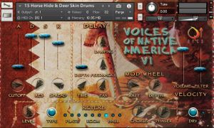 Voices of Native America V1