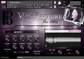 Voice Of Rapture: The Alto