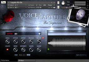 Voice Of Rapture: The Soprano