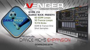 Dance Kicks VPS Avenger Expansion