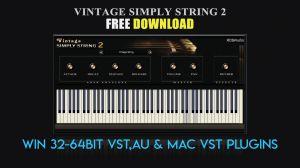 vintage simply string 2