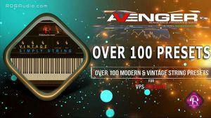 vintage string VPS Avenger expansion