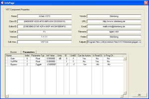 VST 3 Plug-in Development Host