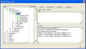 VST 3.Plug-in Development Host