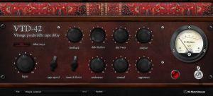 VTD-42: Vintage psychedelic analog tape delay