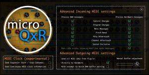 microQxR Editor