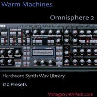 Warm Machines for Omnisphere 2
