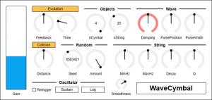 WaveCymbal
