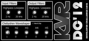 Example Plug-in: Waveshaper