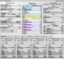 Torus Generator