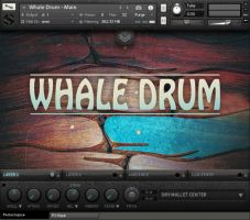 Whale Drum