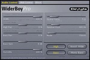 Wider Boy Pro