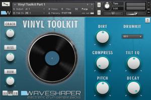 Vinyl Toolkit