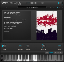 Urban Suite | Sample Library