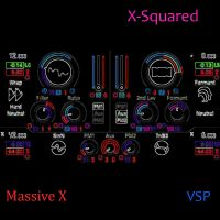 X-Squared For Massive X