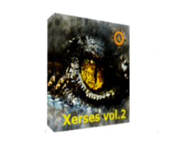 Xerses vol.2 Keeper of  Mummy