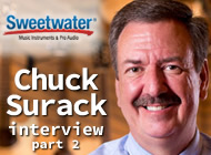 Chuck Surack Part 2: Sweetwater Builds Their Own Computer