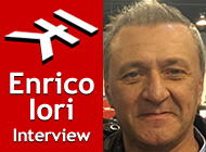 Doing your best to promote your products: Interview with Enrico Iori