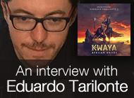 Sampling the inner and outer worlds: An interview with Eduardo Tarilonte