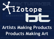 KVR Interview with iZotope and BT: Artists Making Products/ Products Making Art