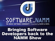 Software.NAMM: Bringing Software Developers back to the NAMM Show