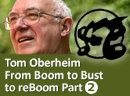 The Phoenix Rises: Tom Oberheim Interview Part 2